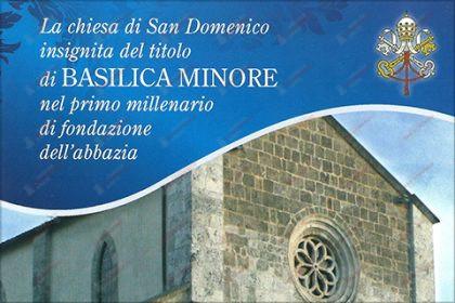 SAN DOMENICO INSIGNITA DEL TITOLO BASILICA MINORE