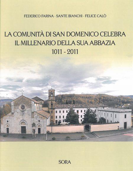 2018 10 29 - Basilica Minore - Abazia - San Domenico Abate - IL Millenario - Copertina - Fronte - 1200 PX