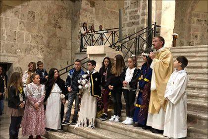 SORA - CELEBRAZIONE NELLA FESTA DI TUTTI I SANTI - [Le Foto]