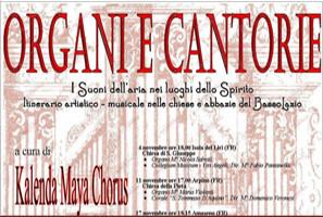 CONCERTO D'ORGANO IN RICORDO DEL DOTT. ADRIANO COSTANTINO